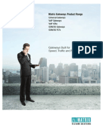 Matrix_GATEWAY PRODUCTS_CATALOGUE.pdf