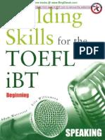 Building Skills for the TOEFL iBT Speaking.pdf