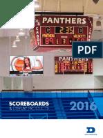 Scoreboard Catalog