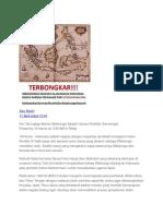 Sejarah Sebenarnya Islam Masuk INdonesia