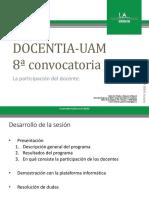 DOCENTIA UAM