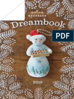 Hallmark Keepsake Dreambook 2016