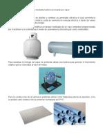 Proyecto Turbina De Vapor
