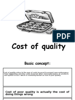 Chapter 5 - Quality Cost