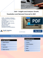 Global ATM Market Report by Azoth Analytics