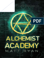 Alchemist Academy by Matt Ryan.epub