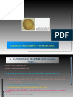 2.  Clase Géneros Pseudomona y Burkholderia 2007.