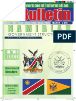 Government of Namibia Information Bulletin  March 2015