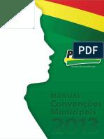 Manual Convenções Municipais
