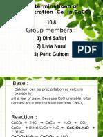 Analisis Kimia Kelompok Penetapan Ca 10.8.pptx