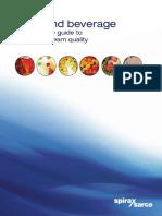 Spirax Food and Beverage Best Practice