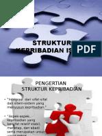 Struktur Kepribadian Islam