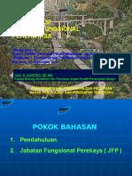 Sosialisasi Jfp Pusjatan-pu 220911