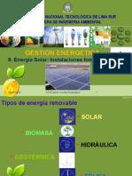 8. Energia Solar