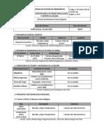 Informe Diario de Monitoreo Regional AM 22-07-2016