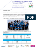 End of Year Newsletter July 2016 Part 1