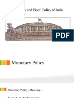 5 Monetary and Fiscal Policy