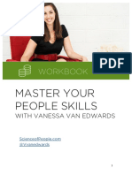 Workbook - Master Your People Skills