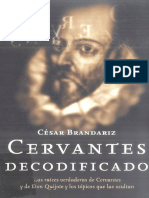 Brandariz Cesar - Cervantes Decodificado