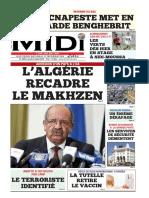 Midi Libre Du 21.07.2016