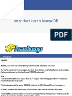 Mongodb tutoria l