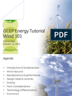 GE Wind Tutorial