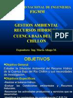 Gestión ambiental de la cuenca baja del río Chillón.ppt