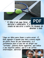 Frescobol e Tênis