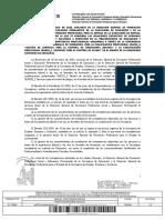 Resolucion Definitiva Procedimiento BiocidasANDALUCIA y Anexos