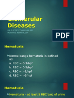 pediatics Glomerular Diseases