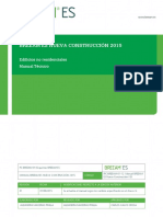 Ipc-breeam-01-12 Manual Breeam Es Nueva Construccion Ed01 c