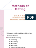 Method of Mating 14.10.10 New Microsoft Office PowerPoint Presentation