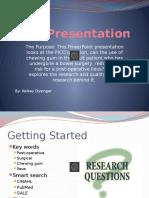 pico presentation