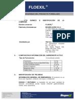 MSDS FLOEXIL - 0115