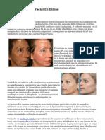 Rejuvenecimiento Facial En Bilbao