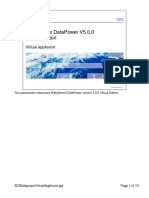 503 Data Power Virtual Appliance