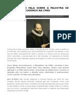 JACÓ ARMÍNIO FALA SOBRE A PALESTRA DE AUGUSTUS NICODEMUS NA CPAD.docx
