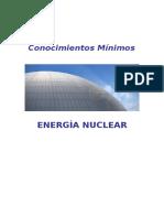 Conocimientos Mínimos de Energía Nuclear