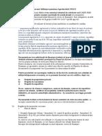 Pași Necesar Înființare Pensiune Agroturistică SM 6.2