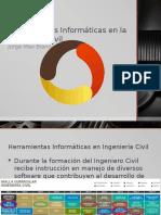 Herramientas Informaticas en La Ingenieria Civil