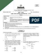 Unit Test-02 OYWD - Code-A (08!06!2016) Final