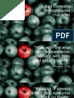 CLM Proverbs BadCompany