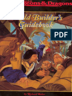 World Builder's Guidebook