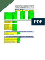 Equivalencias de Conductores v1.2.1