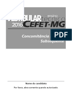 2016 1-Prova-Concomitancia Externa Subsequente