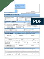 b FormUnicoEdificacion-FUE Licencia