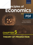 Chapter 5 - Theory of Production