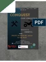 Conquest Case Study