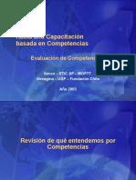 Evaluación de Competencias Proyecto