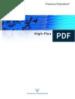 High Flux Dialyser